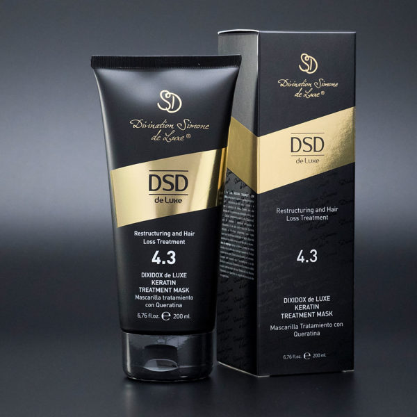 DIXIDOX de LUXE KERATIN TREATMENT MASK Nr. 4.3